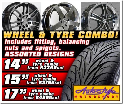 Latest Wheel Amp Tyre Combo S