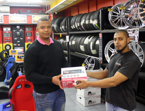 Car Audio Systems Competition Winners