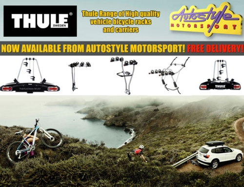 Thule Bike Carriers In Stock & Free Delivery!