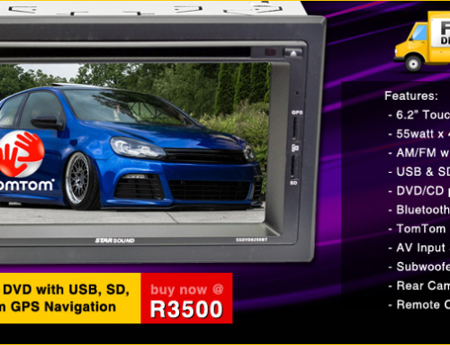 Starsound Double Din DVD Player Is The Affordable iDrive