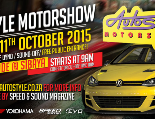 2015 Autostyle Motorshow is confirmed!