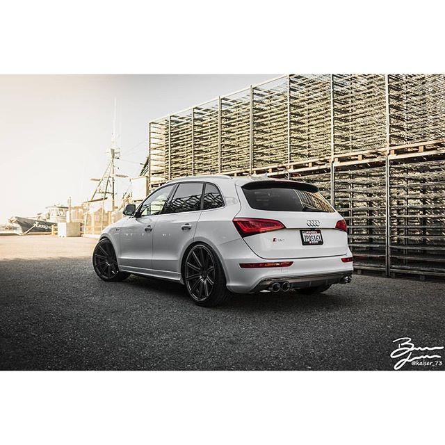 Perfect family car? Audi SQ5 on air ride  Via @kaiser_73