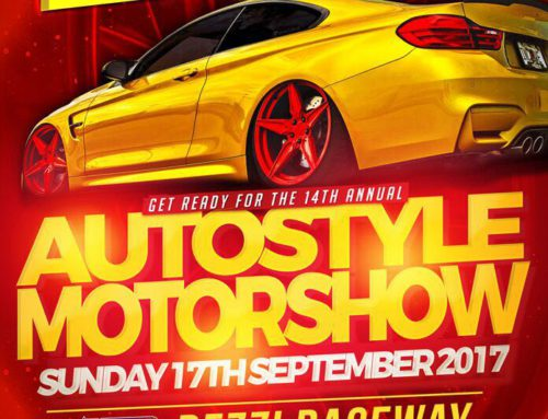 2017 Autostyle Motorshow Announcement