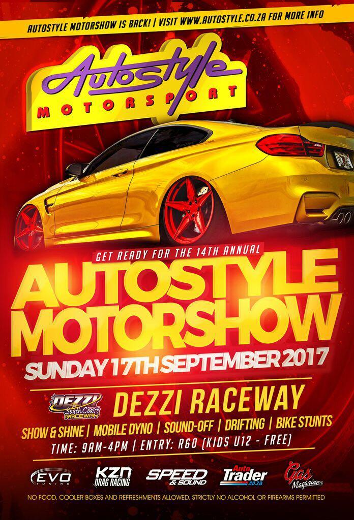 2017 Autostyle Motorshow Announcement